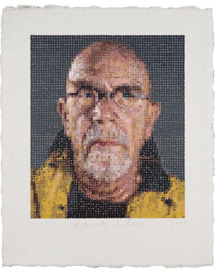 Chuck Close, 'Self Portrait (1)', 2012