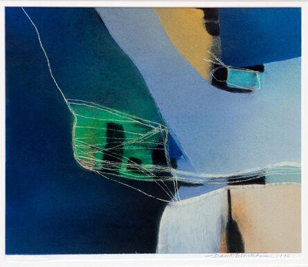 David Blackburn, 'River Bend', 1996