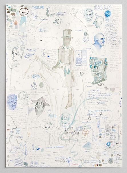 Laith McGregor, 'Hope', 2014