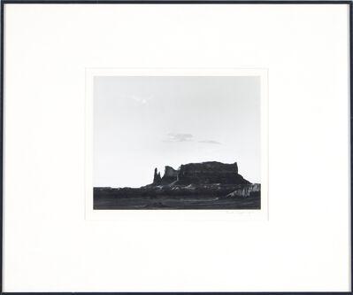Paul Caponigro, 'Near Rock Ground, Utah', 1970