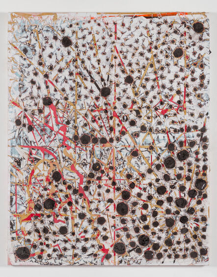 Mark Bradford, 'Sample 3', 2015