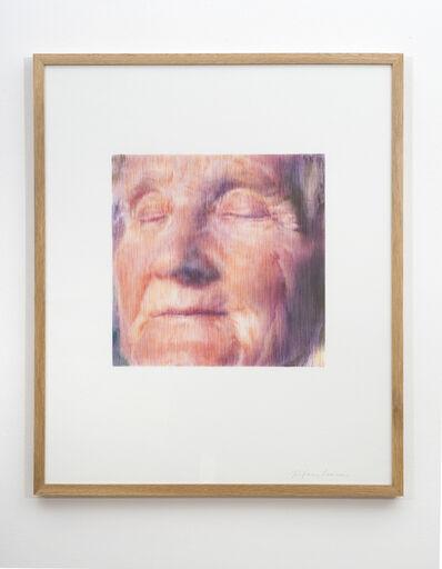 Ritums Ivanovs, 'Mom II. Sungazing.', 2017