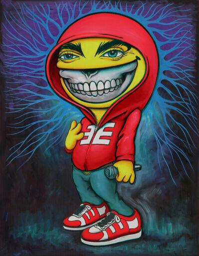 Ron English, 'Eminem Grin', 2020