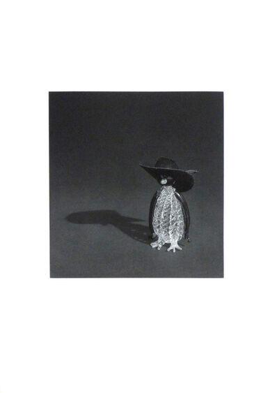 Liliana Porter, 'Pingüino con sombrero negro', 2009