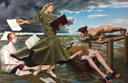 Jorge Santos, 'Dry Lake Sirens', 2018