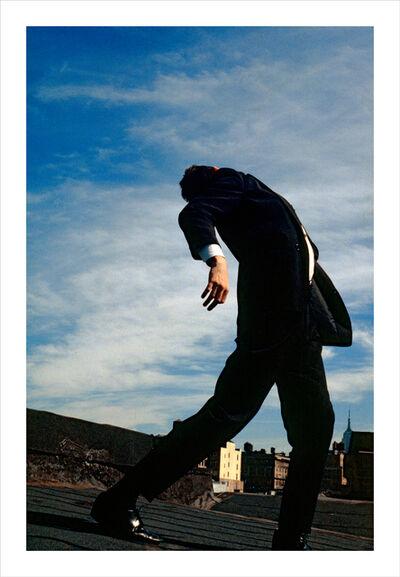 Robert Longo, 'Untitled (Men in the Cities - 19)', 2005