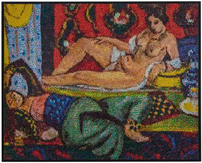 Bradley Hart, 'Matisse Odalisque Interpreted (Injection)', 2014
