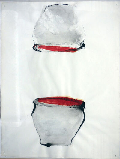 Ulrike Michaelis, 'Töpfchen (potties)', 2000
