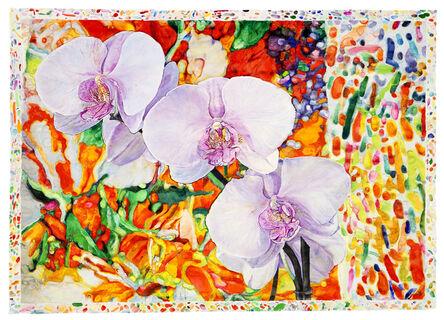Joseph Raffael, 'Orchids Dream', 2013