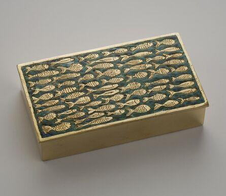 Line Vautrin, 'Aquarium, Rare Box'