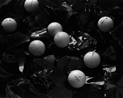Wu Ding, 'The Golf on the Obsidian', 2019