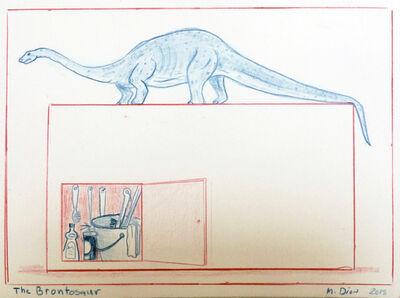 Mark Dion, 'The Brontosaur', 2015