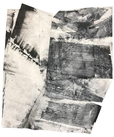 Zheng Chongbin 郑重宾, 'Planar Fracture 断层面', 2018