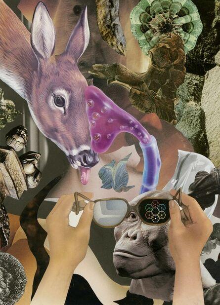 Hisham Akira Bharoocha, 'Dear Deer', 2015