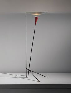 Michel Buffet, 'Floor lamp', ca. 1950