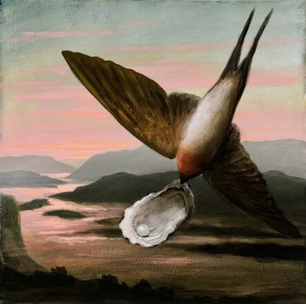 Kevin Sloan, 'A View of The Pearl Cove', 2020