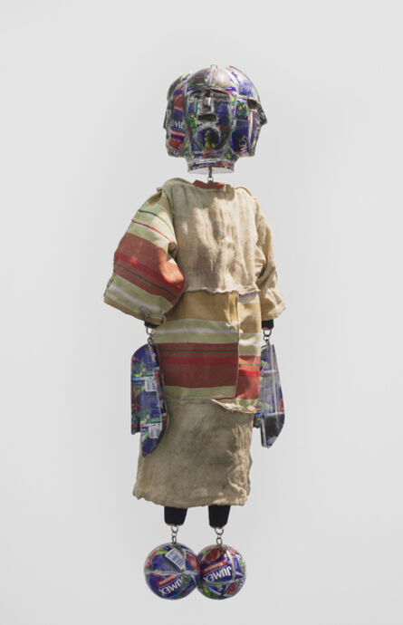 Marcel Dzama, 'Sister Squares / The King's Janus Times Two Puppet for All the Sister Squares', 2013