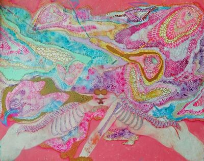 Misa Hashiguchi, 'The Wave Your Thought Brought to My Brain', 2010