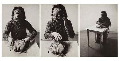 Eliseo Mattiacci, 'Rifarsi', 1973