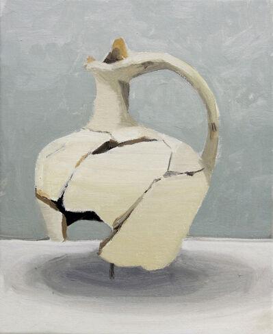 Gloria Martín Montaño, 'Cerámica pintada VIII', 2016