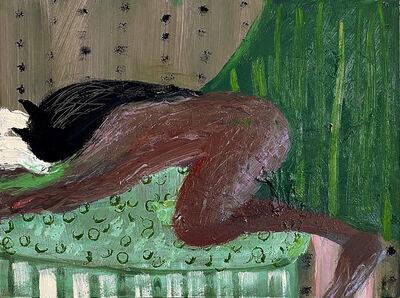 Mary DeVincentis, 'Cat Nap', 2020