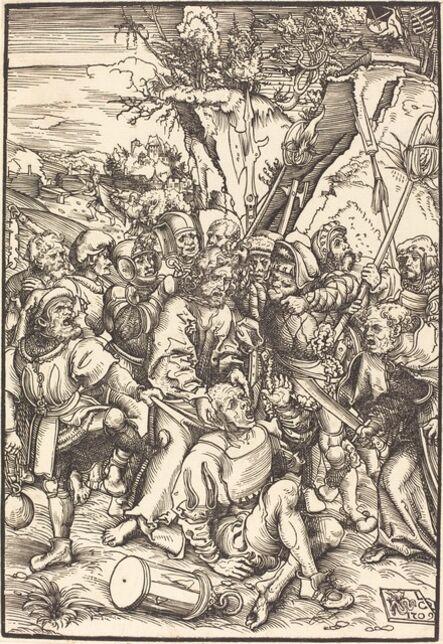 Lucas Cranach the Elder, 'Christ Taken Captive', in or before 1509