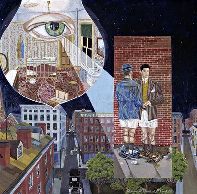 McDermott & McGough, 'The Night Light', 1987