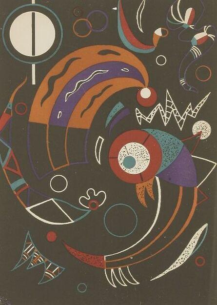 Wassily Kandinsky, 'Comet', 1938