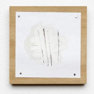 Richard Nonas, 'Untitled (Fieldnotes)', 2018