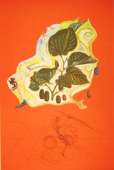 Salvador Dalí, 'Blackberries', 1970