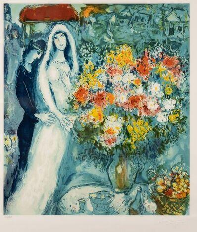 Marc Chagall, 'Bouquet de la mariée ', ca. 1970