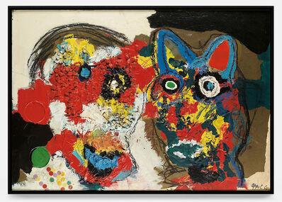 Karel Appel, 'Composition ', 1963