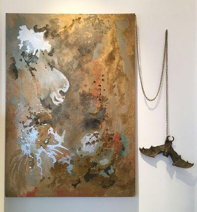 Mauro Guzmán, 'La muerte y el collar de perlas', 2017
