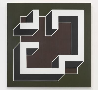Imre Bak, 'Black and White No. X', 1981