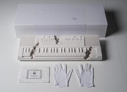 Daniel Arsham, 'Future Relic 09 - Keyboard', 2018