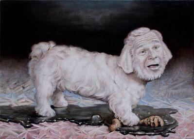 Scott Greene, 'Pup on a Slick', 2014
