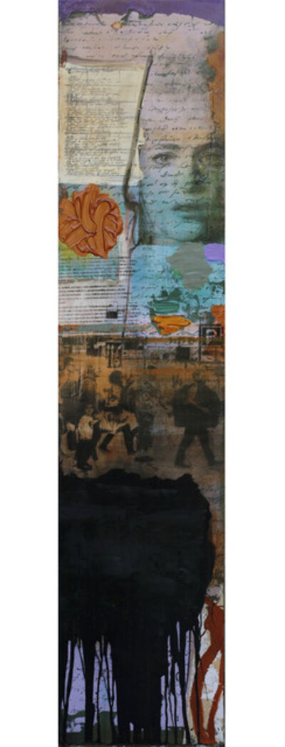 Arthur Sarkissian, 'Crossover #8', 2014