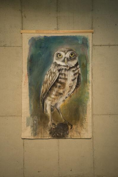 Russ Ronat, 'Burrowing Owl', 2019
