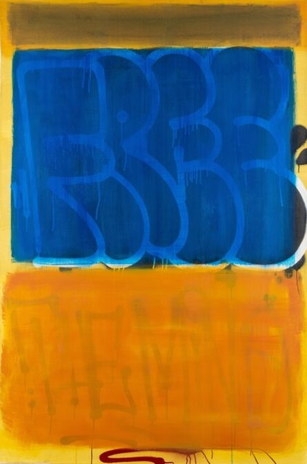 BORF, 'Rothko's Modern Life 14', 2013