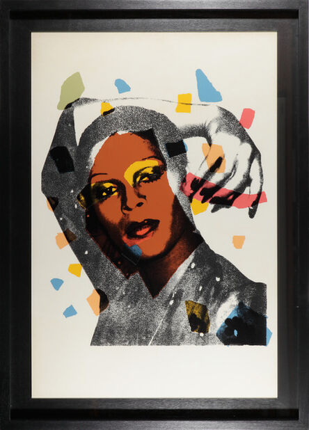 Andy Warhol, 'Ladies And Gentlemen, FS II.135', 1975