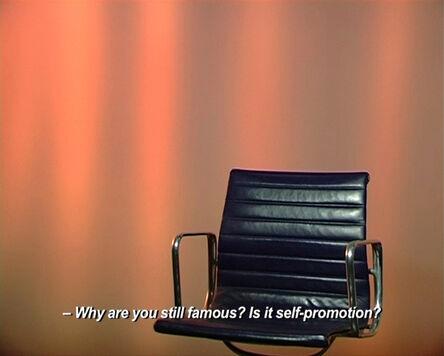 Philipp Fleischmann, 'Who's that Girl?', 2008