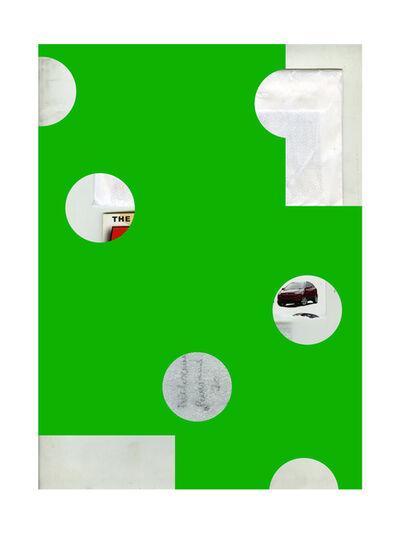 Brad Troemel, 'Green Seeds', 2013