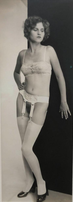 Albert Arthur Allen, 'Untitled Nude (From The Boudoir Series, no. 42)', 1916-1932