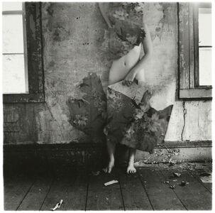 Francesca Woodman, 'Francesca Woodman, From Space2, Providence, Rhode Island', 1976