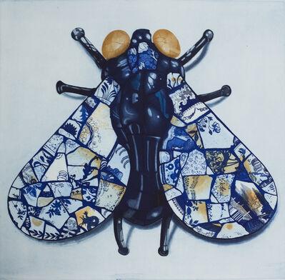 John Kindness, 'China Cabinets Fly', 1998