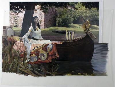 Bae Joon Sung, 'The Costume of Painter - Waterhouse 050905', 2005