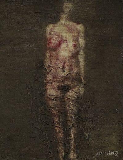 Zhou Chunya 周春芽, 'Female Body', 1992