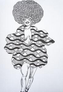 Sheena Rose, 'Compendius Series: La Lengua Materna', 2020