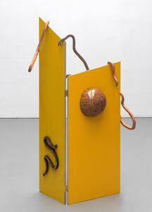 Jennifer Tee, 'Room Divider Tao Magic/Blazing Yellow', 2018