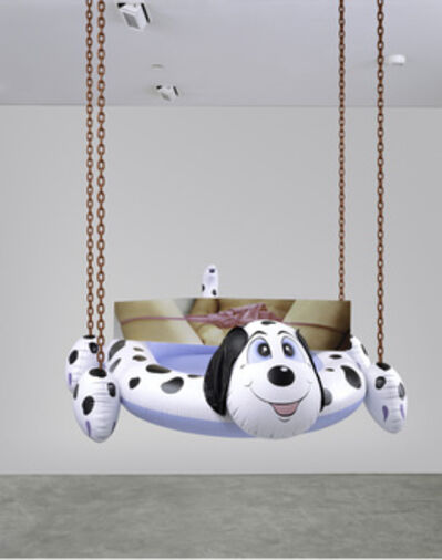 Jeff Koons, 'Dogpool (Panties)', 2003